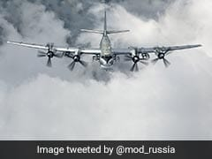 Russian Bombers, Fighters Intercepted Near Alaska By F-22s: US Military