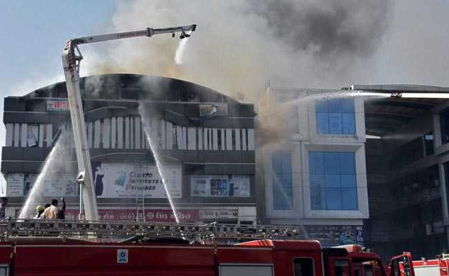 Three Of 20 Students Killed In Surat Coaching Centre Fire Pass 12th Exams