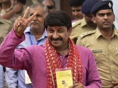 Rahul Gandhi Took Revenge On Sheila Dikshit, Says BJP's Manoj Tiwari