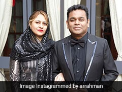 Cannes 2019: AR Rahman Checked Into The French Riviera With Plus One - Wife Saira Banu