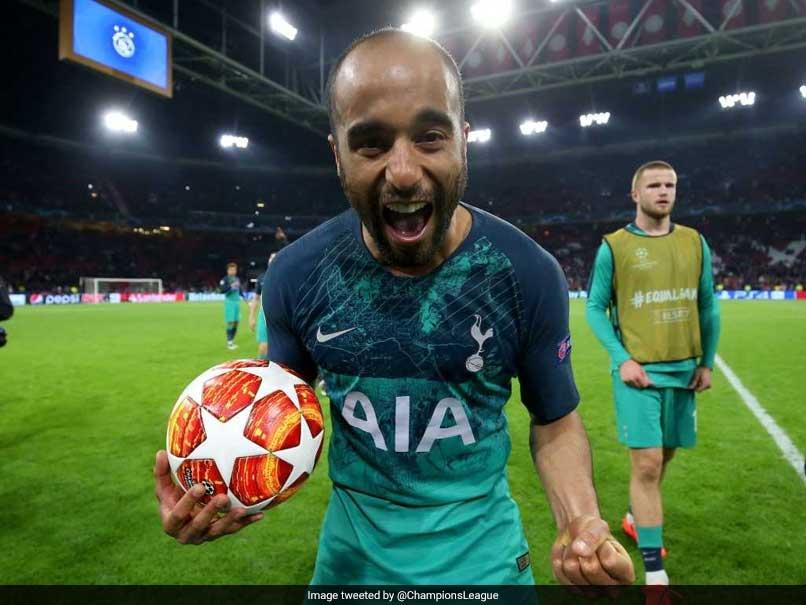 Lucas Moura hat-trick takes Tottenham to Champions League final