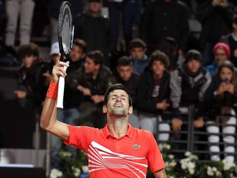 Novak Djokovic To Meet Rafael Nadal For 54th Time With Rome Title At Stake