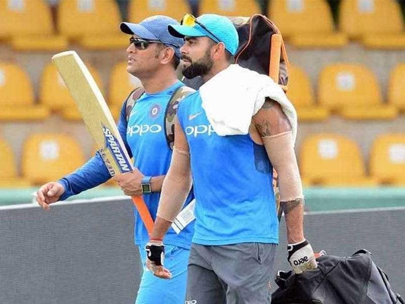 """MS Dhoni, Virat Kohli """"Unmatchable"""", India Favourites To Win World Cup, Says Kapil Dev"""