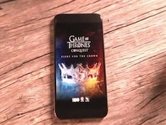 Play the Game of Thrones on Your Phone