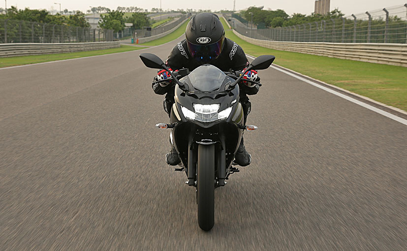 The 2019 Suzuki Gixxer SF gets updated design and chassis, but retains the same 155 cc engine