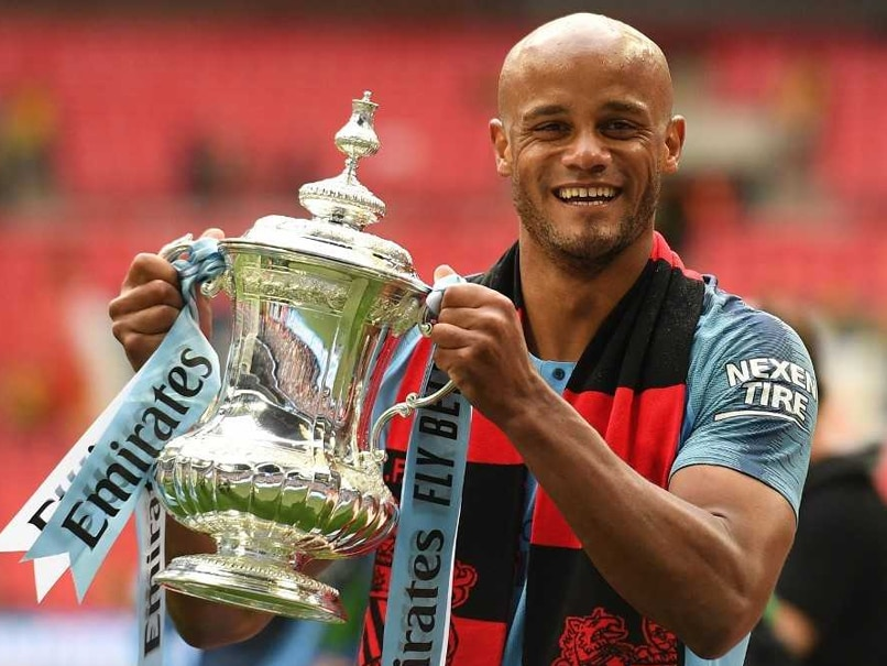 Captain Vincent Kompany To Leave Manchester City