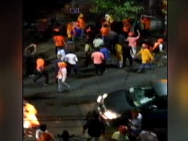 Video : Elections 2019: BJP-Trinamool Battle Peaks In Bengal Ahead Of Final Voting