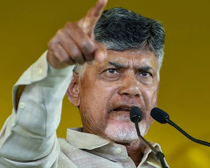 After Chandrababu Naidu, Security Cover Of His Son, Family Members Slashed