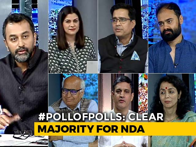 Video : Who Will Win This Election? What Exit Polls Predict