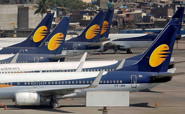 Jet Airways Shares Crash, Slump Nearly 30% To Hit New Record Low