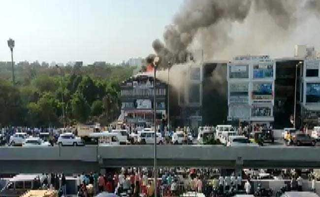 19 Dead In Fire At Coaching Centre,In Surat, PM Tweets Condolences: Updates