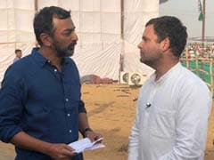 Rahul Gandhi's First TV Interview In Election 2019: Full Transcript