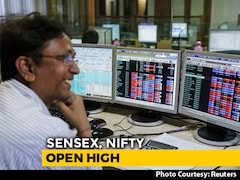 Video: Sensex Gains Over 200 Points As Markets Soar To All-Time Highs