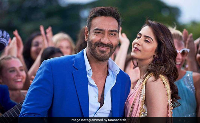 De De Pyaar De Box Office Collection Day 1: Ajay Devgn, Rakul Preet Singh And Tabu's Film Had A Dull Start