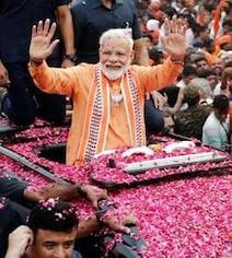 #ModiTsunami, #ModiAaGaya Trend On Twitter As BJP Heads For Massive Win