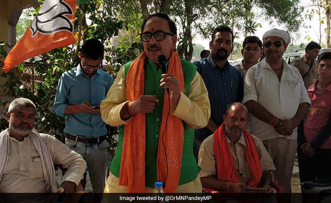 From UP BJP Chief To Cabinet Minister: Chess Enthusiast Mahendra Nath Pandey