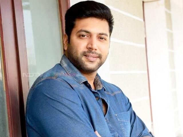 Jayam Ravi 25