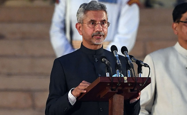 US Envoy Congratulates S Jaishankar On Appointment As Foreign Minister