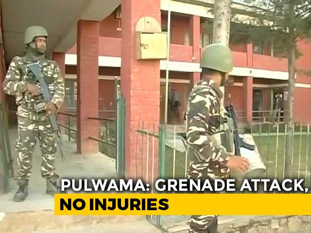 Video : Grenade Attack On Poll Booth In Kashmir, Violence In Bengal