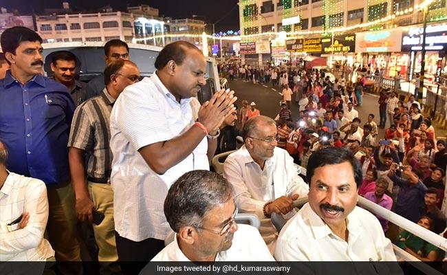 HD Kumaraswamy To Campaign For Congress In Karnataka Assembly Bypolls