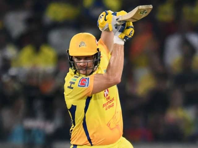 Shane Watson Thanks Fans For Support, Vows To Come Back Stronger Next IPL