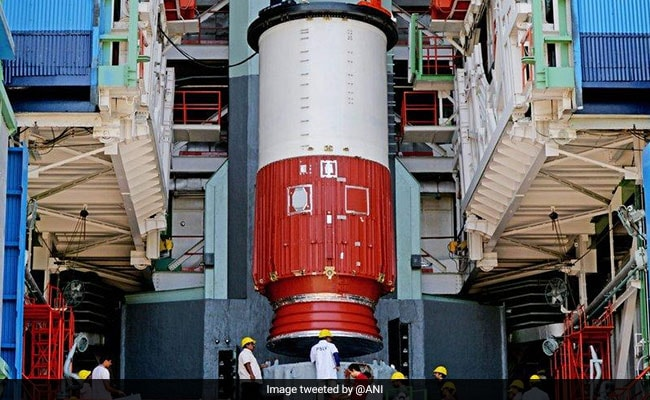ISRO To Launch Satellite RISAT On May 22