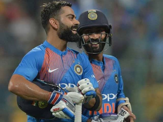 Virat Kohli Reveals Why Dinesh Karthik Was Picked Over Rishabh Pant In India 2019 World Cup Team