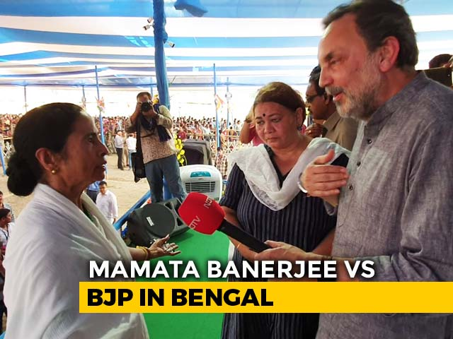 Video : Has PM Modi Met His Match In Mamata Banerjee? Prannoy Roy's Analysis
