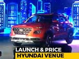 Hyundai Venue: Launch and Price