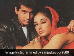 Sanjay Kapoor's Post Featuring Tabu Is Basically A Time Machine