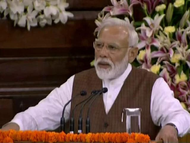 """Video : """"Minorities Have Been Cheated, We Have To Stop It,"""" Says PM Modi"""