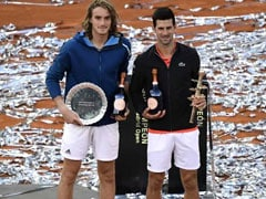 Novak Djokovic Wins Third Madrid Open Title And 33rd Masters