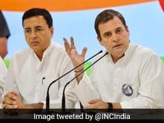 """Anywhere But At Anil Ambani's House"": Rahul Gandhi Jabs PM On Debate"