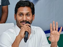 """Andhra's Rapid Industrialisation Only With Special Status"": Jagan Reddy"