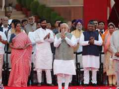 PM Modi's New Cabinet To Meet This Evening, Suspense Over Portfolios