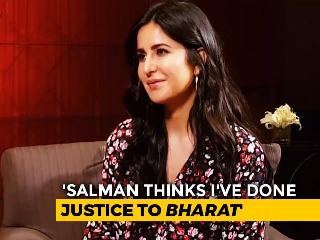 Spotlight: Katrina Kaif On Bharat, Co-Star Salman Khan & More
