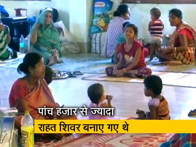 Videos : ओडिशा सरकार के इंतजाम के आगे हारा 'फानी'