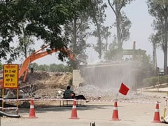Vantage Point Dismantled, Kartarpur Sahib 'Vanishes' From Pilgrims' Sight