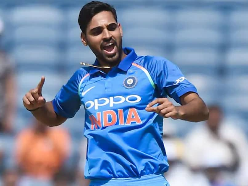 """World Cup 2019: Bhuvneshwar Kumar Issues Warning To Rivals With Improved """"Pace And Variations"""""""