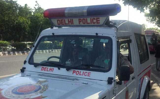On Way To Hospital, Oxygen Tanker Falls Into Ditch In Delhi