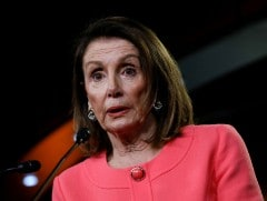 Trump Crying For Impeachment, Democrats Not On That Path: Nancy Pelosi