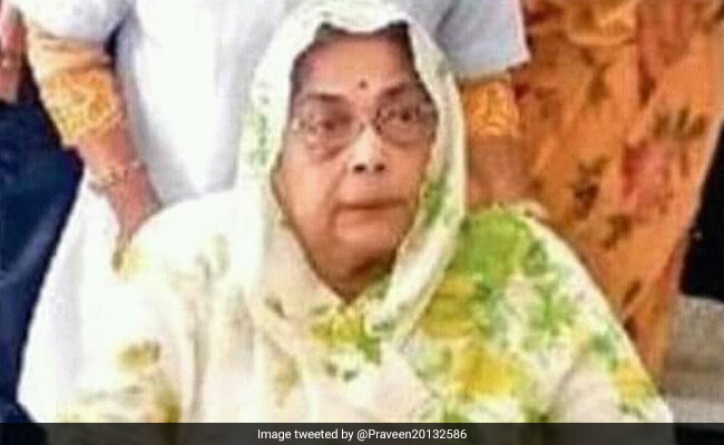 Former Madhya Pradesh Chief Minister Arjun Singh's Wife Dies At 84
