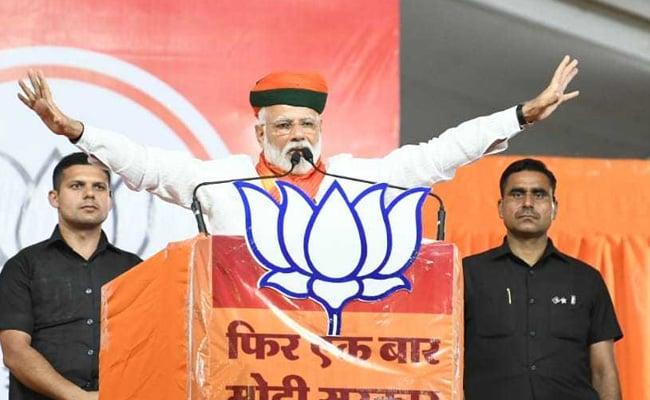 बलिया में बोले PM मोदी- मेरी जाति गरीबी है और इसलिए मैंने गरीबी के खिलाफ बगावत की है