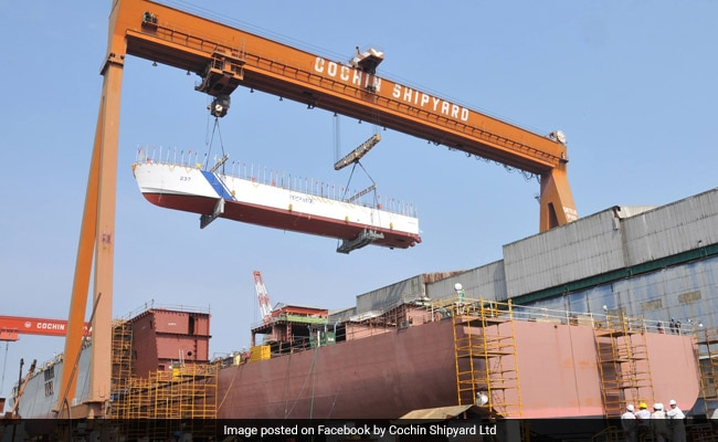 Cochin Shipyard Gets 6,311 Crores Contract For Anti-Submarine Warfare Ships
