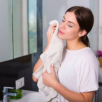 8 Cotton Face Towels To Keep Handy On Sweaty Summer Days