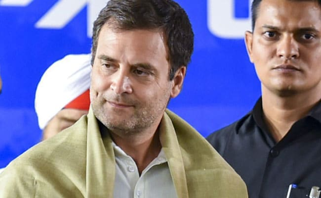 Oxford Dictionary Steps In As Rahul Gandhi Slams PM Modi With 'New Word'