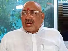 "Election Body Censures Giriraj Singh For ""Burial Land"" Remark"