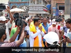 Huge Damage To Jagannath Temple After Cyclone Fani: Dharmedra Pradhan