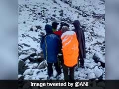 Trekker Dies, 4 Others Rescued In Himachal Pradesh's Kinnaur