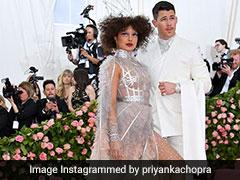 Met Gala 2019: Priyanka Chopra's Royal Met Gala Lunch With Nick Jonas, Diana Chopra (See Pics)